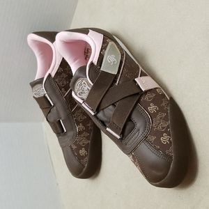 Baby Phat Vintage Velcro Close Sneakers